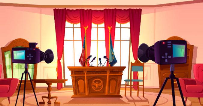 Salón Oval