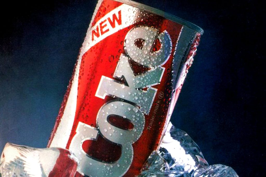 The New Coke